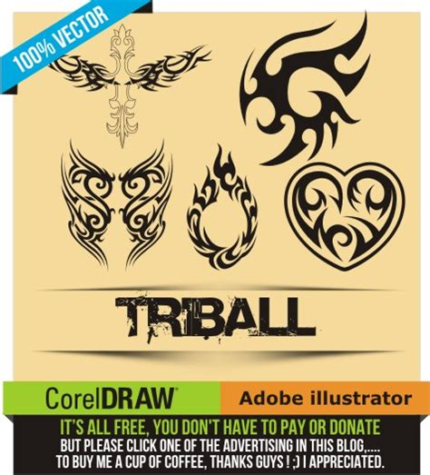tutorial corel draw vector triball vector coreldraw format file corel draw tutorial