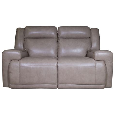 futura leather reclining futura leather burke power reclining loveseat homeworld