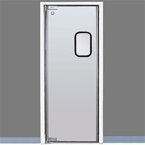 restaurant kitchen swing doors eliason lwp 3 36sngl dr 36 quot single door opening easy
