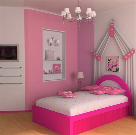 decorating bedroom furniture decorating your home wall decor with cool modern girls