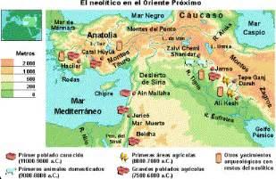 el oriente prximo en nosolohistoria