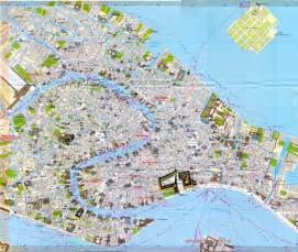 Venice Map Italy by Veniceonline Venice Maps