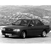 FORD Escort 4 Doors Specs  1993 1994 1995 Autoevolution