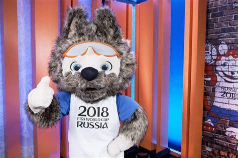 le loup quot zabivaka quot 233 lu mascotte de la coupe du monde de