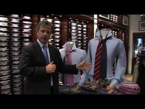 matching striped ties with striped shirt how to match ties with striped shirts youtube