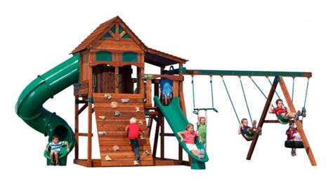 best backyard play structures play structures for any yard size kids san francisco