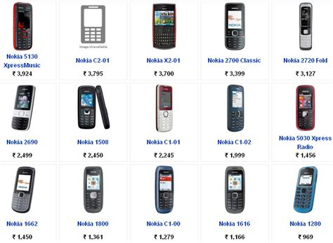 Find By Cell Phone Nokia Mobile Phones Price List With Pictures Find Mobile