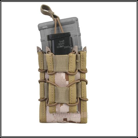 Army Tactical Pouch 01 modular open top single magazine pouch airsoft mag