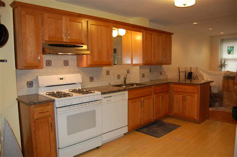 veneer kitchen cabinets maple veneer cabinet refacing mf cabinets