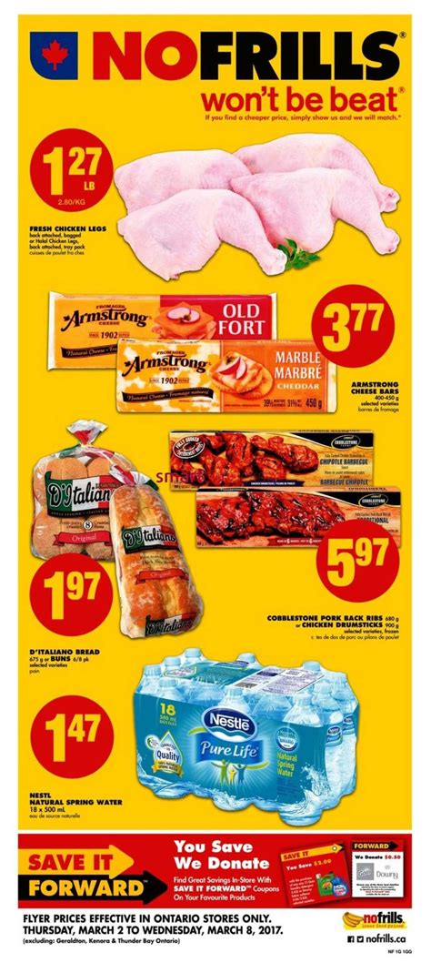 no frills new year flyer no frills on flyer march 2 to 8