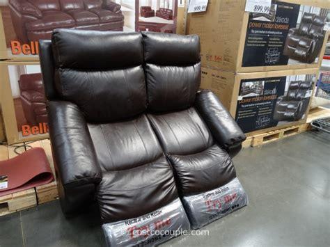 child leather recliner costco spectra dakoda power motion leather loveseat