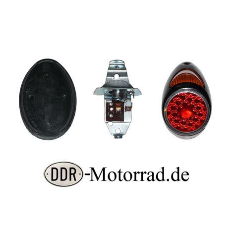 Ddr Motorrad Rt 125 by R 252 Cklicht Mit Bremslicht Ifa Mz Rt 125 Ddr Motorrad