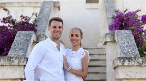 Hochzeit Manuel Neuer by Trauung In Italien So Romantisch War Die Neuer Hochzeit