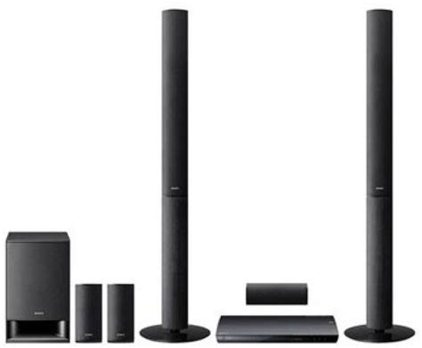 Speaker Aktif Sony sony bdv e490 5 1 home theatre system available at flipkart for rs 24299