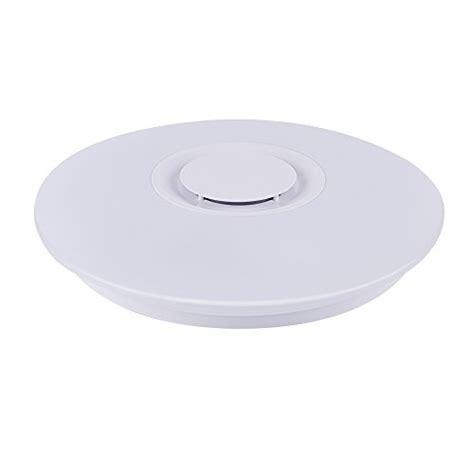 recessed lighting bluetooth speaker led ceiling light horevo dimmable modern music semi flush