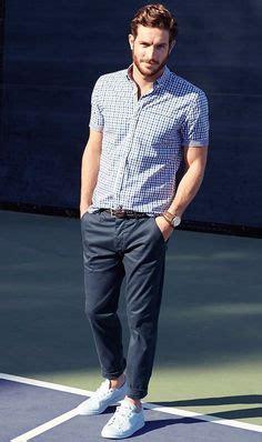 Original Gq Mens Casual Sleeve Kemeja Shirt White Purple 4zrvid see the most stylish of new york fashion week gq