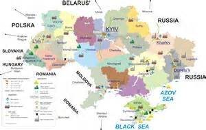 ukraine maps eurasian geopolitics