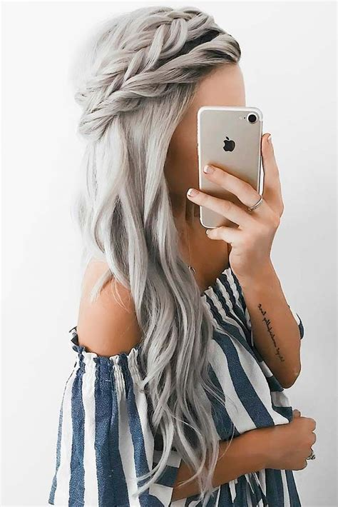 cute hairstyles picture day school 45 chic medium length hair styles for women latest