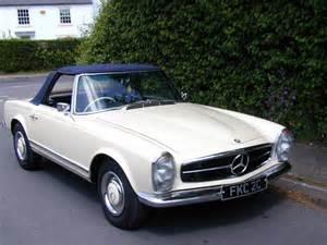 Mercedes 230sl Pagoda Sold 1965 Mercedes 230sl Pagoda