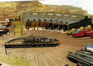 ho model trains images pictures model trains for beginners ho scale turntable