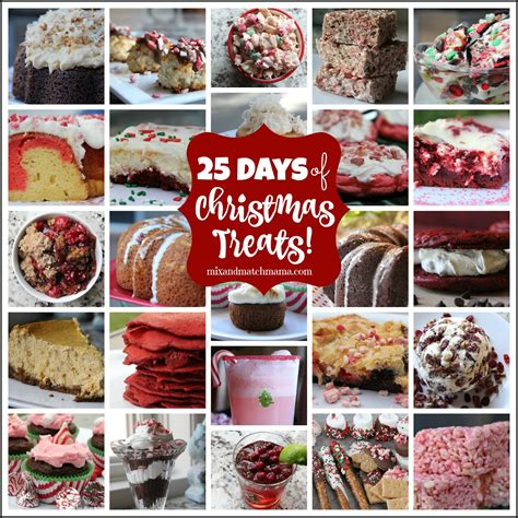 last minute christmas recipes mix and match mama