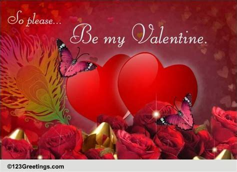 123 greetings for valentines day be my free be my ecards