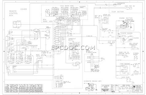 thermo king tripac wiring diagram wiring diagram and