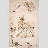 Leonardo Da Vinci Drawing Mechanical | 753 x 1183 jpeg 101kB