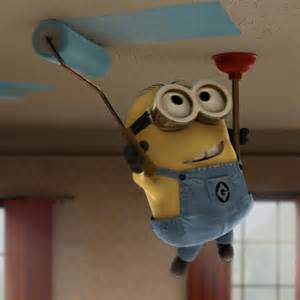 ceiling painted hire minion minion pai minion land