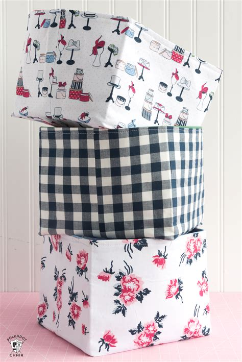 sewing pattern generator online fabric basket sewing pattern for the cricut maker the