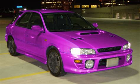 pink subaru why is it pink page 2 subaru impreza wrx sti forums