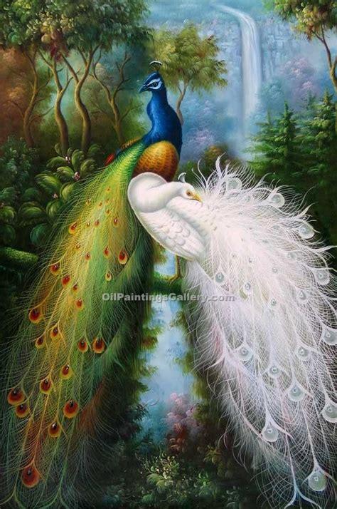 original watercolor painting peacock painting peacock majestic peacocks painting id an 0925 ka