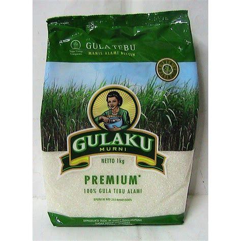 Harga Gulaku gulaku 1 kg produk gula premium indonesia