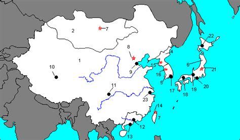 map of asia countries quiz east asia political map quiz proprofs quiz
