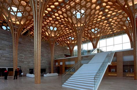 nine bridges country club shigeru ban architects archdaily haesley nine bridges golf clubhouse by shigeru ban