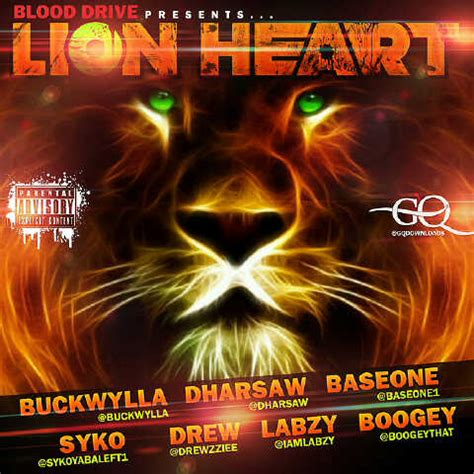 download mp3 full album lion heart buckwylla syko dharsaw baseone drew labzy lawal