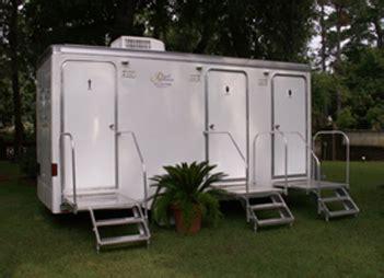 portable bathroom trailer portable restroom trailers by royal restrooms