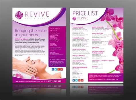 Home Spa Design Inspiration by Creative Leaflet Amp Marketing Design Work For Spas And The