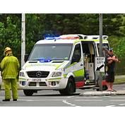 QLD Ambulance Service Mercedes Benz Sprinter  Flickr