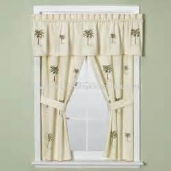 Palm Tree Curtains Palm Tree Valance Diy