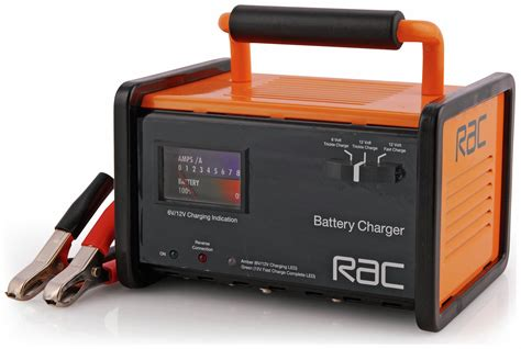 challenge car battery charger challenge 6 12v automatic car battery charger