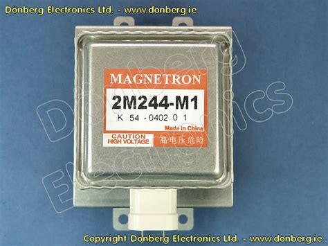 Magnetron Microwave Panasonic microwave ovens 2m244 m1 magnetron panasonic