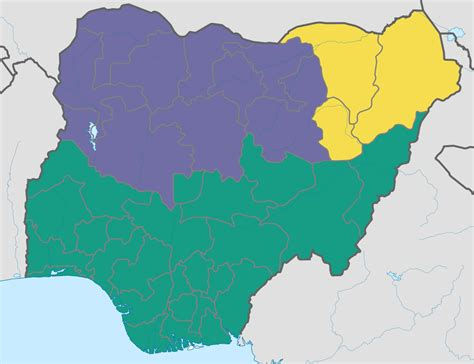Nigérie Sharia In Nigeria