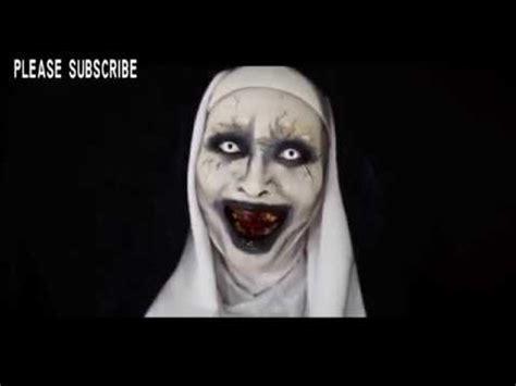 tutorial makeup valak makeup tutorial halloween valak the conjouring 2 youtube