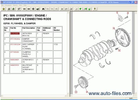 car maintenance manuals 2007 ford e350 spare parts catalogs bentley 2004 2007 spare parts catalog repair manual download wiring diagram electronic parts