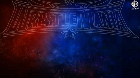 Wm 33 Card Template by Renders Backgrounds Logos Wrestlemania 32 Match Card