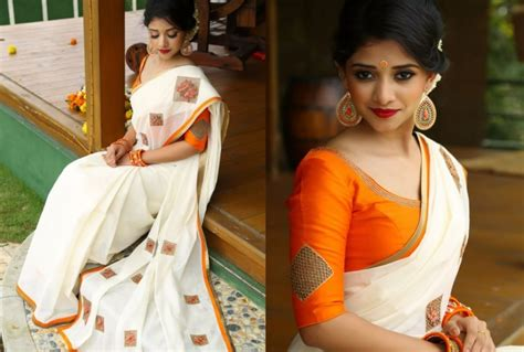 with white the most jaw dropping blouse ideas for white sarees keep me stylish