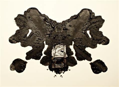 psicologia tavole di rorschach esther lobo rorschach serie fotografica su macchie di