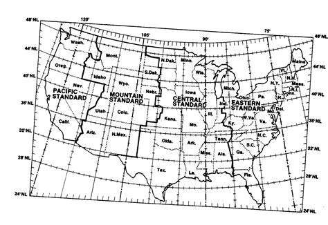 us map time zones black and white 100 kentucky time zones map timebie about