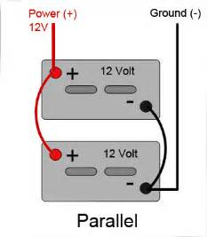 battery hook up diagram for 4 12 volts on 1985 freightliner